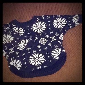 Little girls Old Navy sweater